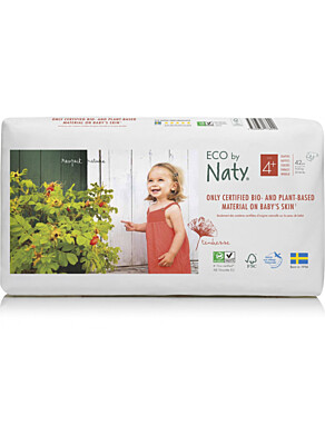 Plenky Naty Maxi Plus 9-20 kg (42 ks)