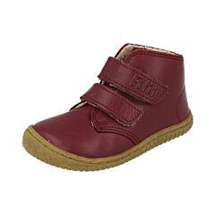 Filii barefoot kotníková obuv - bio cherry wool velcro 32