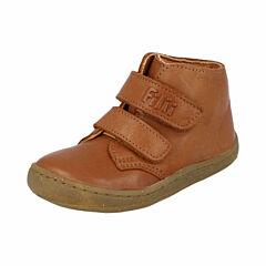 Filii barefoot kotníková obuv - bio nappa chestnut velcro - 29