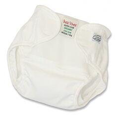 Svrchní kalhotky Imse Vimse Organic bílá - SL nad 13kg