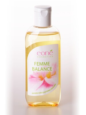 FEMME BALANCE koupelový olej 100ml Eoné