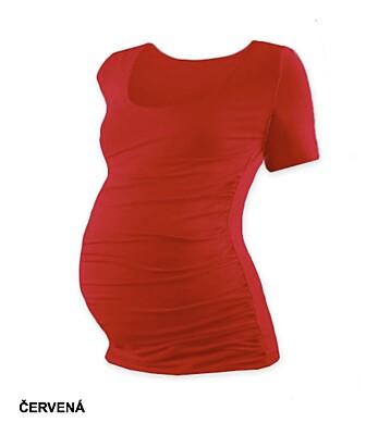 Těhotenské tričko krátký rukáv JOHANKA Jožánek