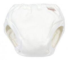 Tréninkové kalhotky Organic Imse Vimse Bílá L