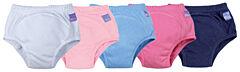 Tréninkové kalhotky Bambino Mio - Bílá, 18-24 měsíců