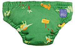 Koupací kalhotky Green Dino Bambino Mio DOPRODEJ - S