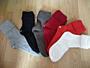 Vlněné ponožky dámské Diba - Fuchsiová