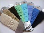Návleky Design Socks - jednobarevné