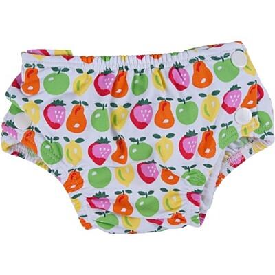 Plenkové plavky barevné ovoce Popolini