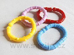 Klip na hračku - barvy pro holčičky