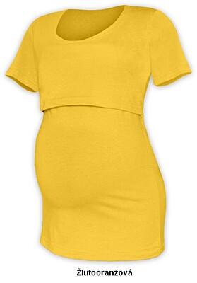 Tričko pro snadné kojení KATEŘINA kr. rukáv Jožánek