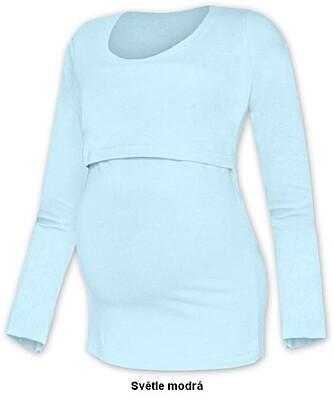 Tričko pro snadné kojení KATEŘINA dlouhý rukáv Jožánek