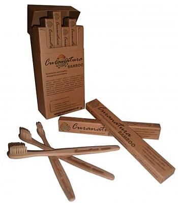 Kartáček Curanatura - Bamboo
