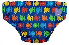 Koupací kalhotky Blue Whale Bambino Mio DOPRODEJ - S