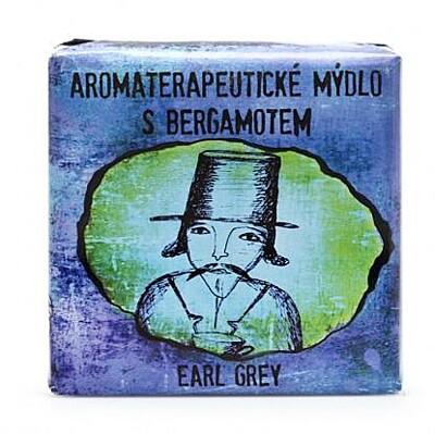 Mýdlo Earl Grey Mydlárna U dvou koček