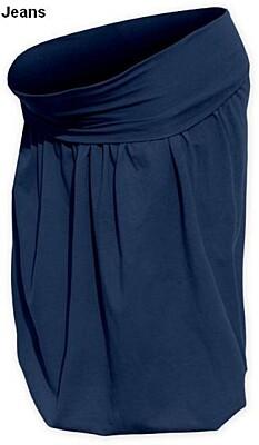 Balónová těhotenská sukně Sabina Jožánek