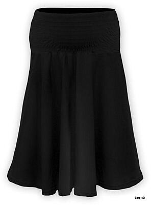 Těhotenská kolová sukně Jožánek