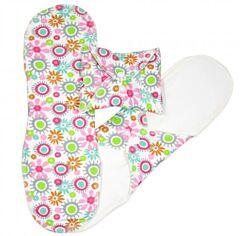 Menstruační vložky noční kytičky Imse Vimse