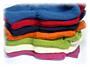 Svrchní vlněné kalhotky 98/104 Disana - malinová
