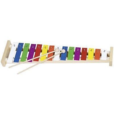 Xylofon 15 tónů Goki