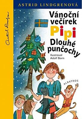 Vánoční večírek Pipi Dlouhé punčochy