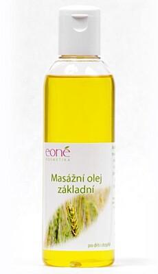 Masážní olej základní Eoné