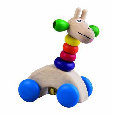 Žirafa na kolečkách Detoa