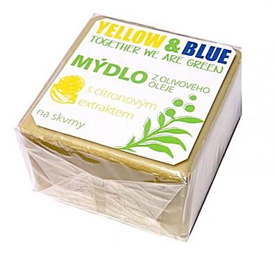 Olivové mýdlo citron (200 g) Y&B