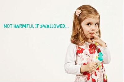 Zubní pasta dětská, malina Jack N´ Jill