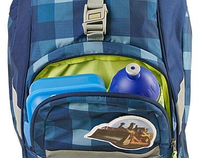 Batoh školní Ergobag prime modrý