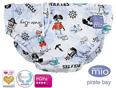 Plenkové plavky Pirate Bay Bambino Mio