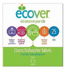 ECOVER tablety do myčky - 25 ks