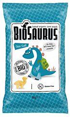 Křupky Biosaurus s mořskou solí 50g BIO McLloyd´S