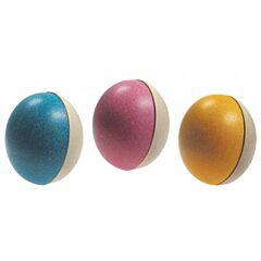 Vajíčko s překvapením PlanToys - růžová