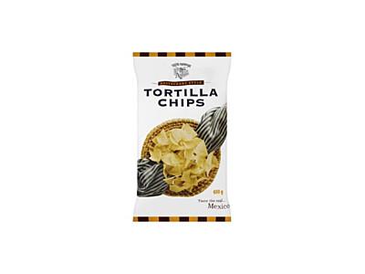 Tortilla chips natural 400 g