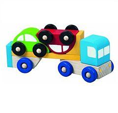 Truck s autíčky Detoa