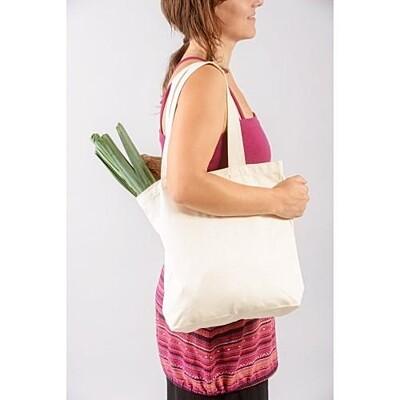 Taška nákupní (40 × 37 × 10 cm) Tierra Organica