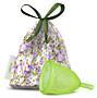Menstruační kalíšek LadyCup Zelená Louka - L