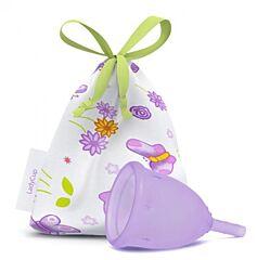 Menstruační kalíšek LadyCup Levandule - S