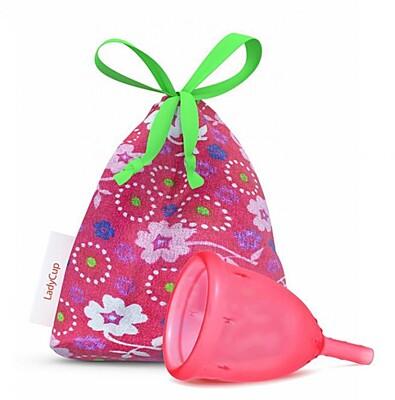 Menstruační kalíšek LadyCup Sladká Jahoda