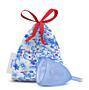 Menstruační kalíšek LadyCup Modrý - L