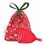 Menstruační kalíšek LadyCup Divoká Třešeň - L