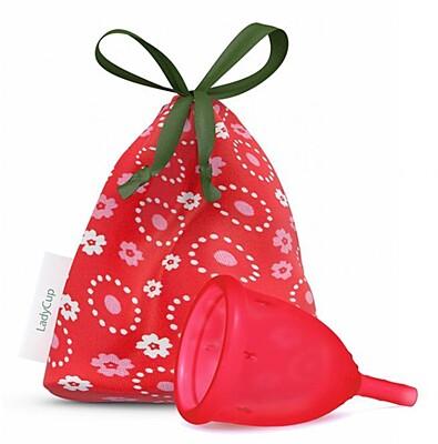 Menstruační kalíšek LadyCup Divoká Třešeň