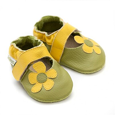 Sandálky Kalahari Liliputi Green