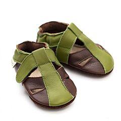 Sandálky Atacama Liliputi Brown - S