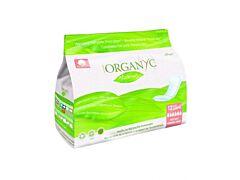 Mateřské hygienické bio vložky po porodu Organyc