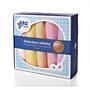 Biobavlněné pleny Staré časy Pastels pro holky 70x70cm Kikko