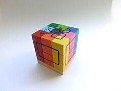Dětská 3D skládačka Detoa