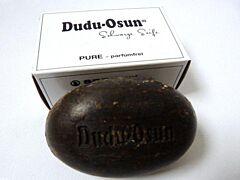 Africké černé mýdlo Dudu Osun bez parfemace - 150 g