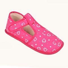 Papučky pro holky - růžové Pathik Shoes - 30