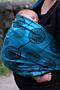 Šátek Dandelions Sapphire Moisha - 4,7m